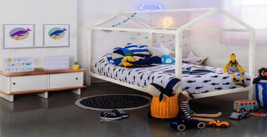 Banner posteľ